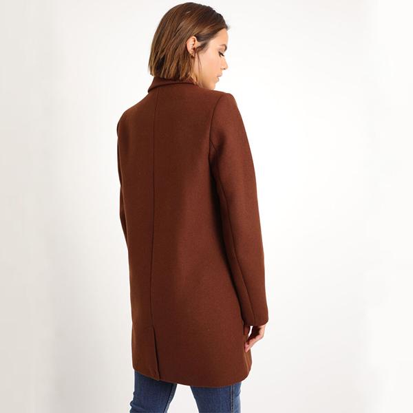 manteau long pimkie dos