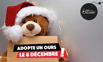 Adopte un Ours ! 🐻🎄 - Saint-Sebastien Nancy