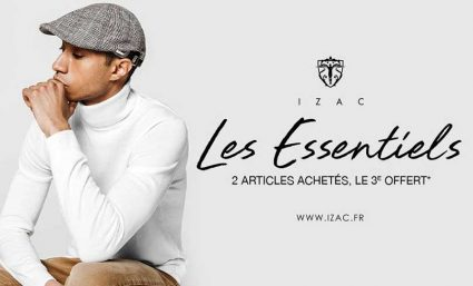 Les Essentiels by Izac - Saint-Sebastien Nancy