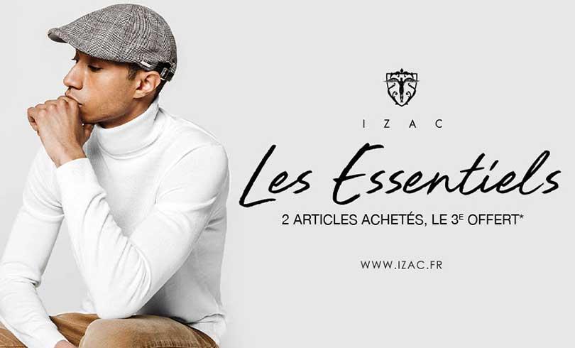 Les Essentiels by Izac