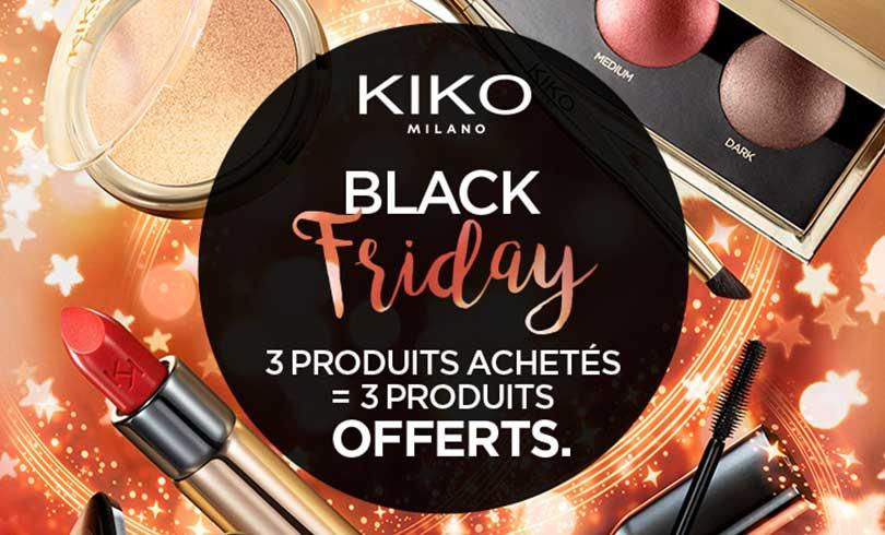 #BlackFriday chez Kiko