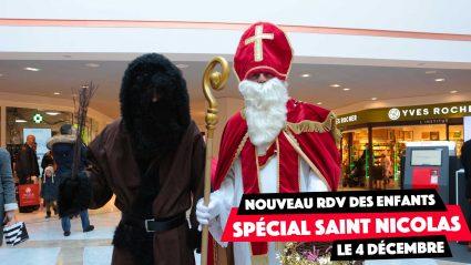 RDV des Enfants : À la rencontre de Saint-Nicolas - Saint-Sebastien Nancy