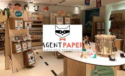 Agent Paper débarque au Saint Seb' ! - Saint-Sebastien Nancy