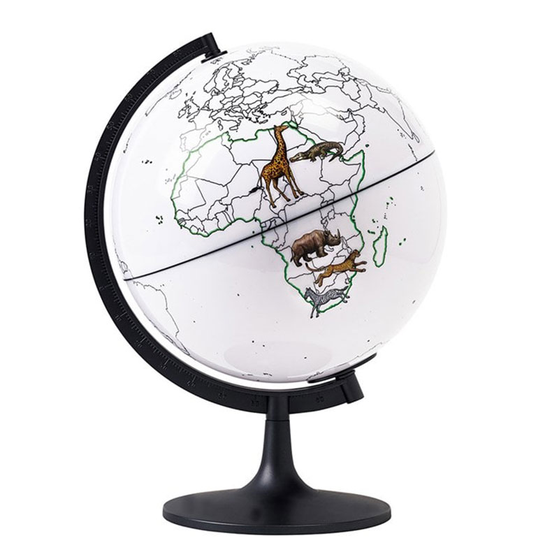 globe nature et decouverte