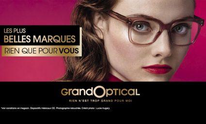 Noël : les plus grandes marques rien que pour vous chez Grand Optical - Saint-Sebastien Nancy