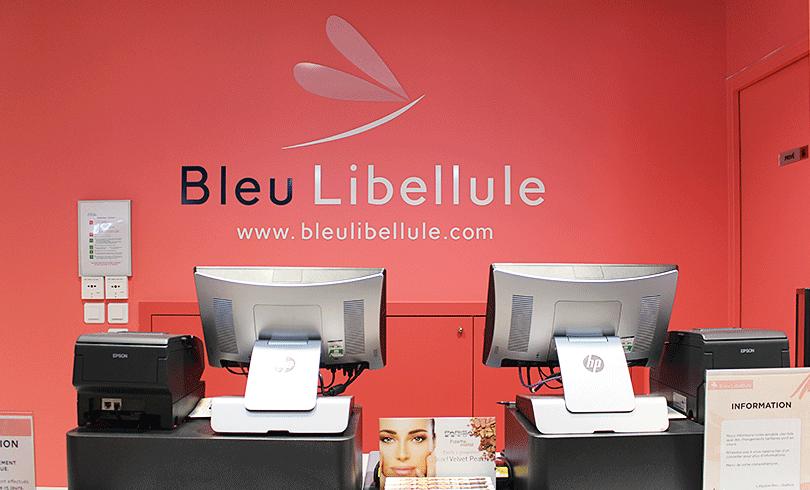 Bleu Libellule Nancy Saint Sébastien