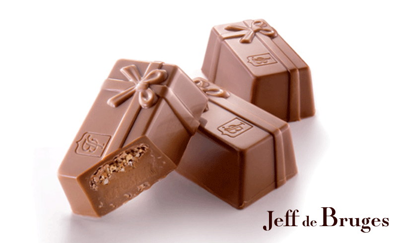 1 SACHET DE 3 CHOCOLATS OFFERT