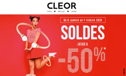Les soldes Cleor c'est parti ! - Saint-Sebastien Nancy