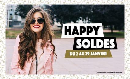 Happy Soldes ! - Saint-Sebastien Nancy