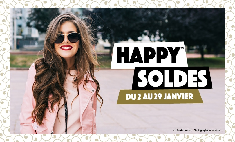 Happy Soldes !