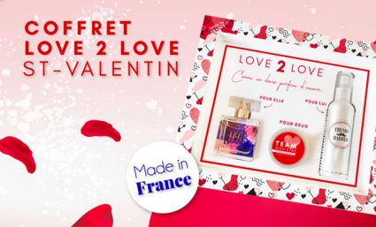 Coffret Love 2 Love - Saint-Sebastien Nancy
