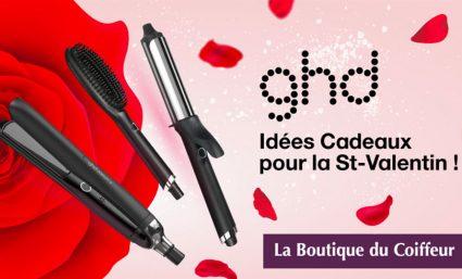 La gamme GHD chez La Boutique du Coiffeur - Saint-Sebastien Nancy