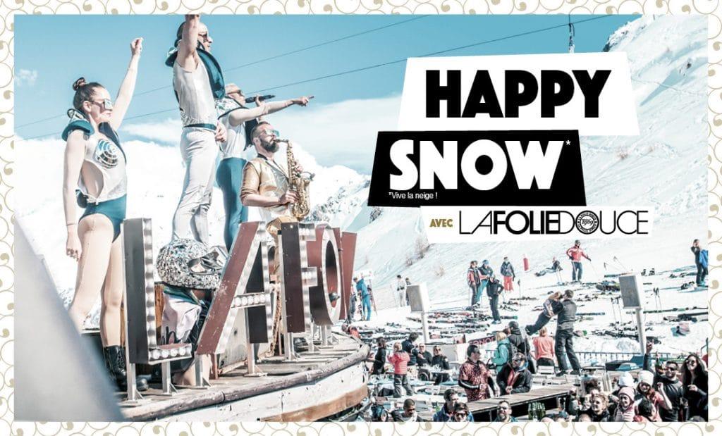 Happy Snow !