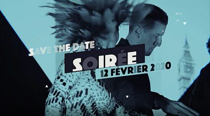 SAVE THE DATE ! - Saint-Sebastien Nancy