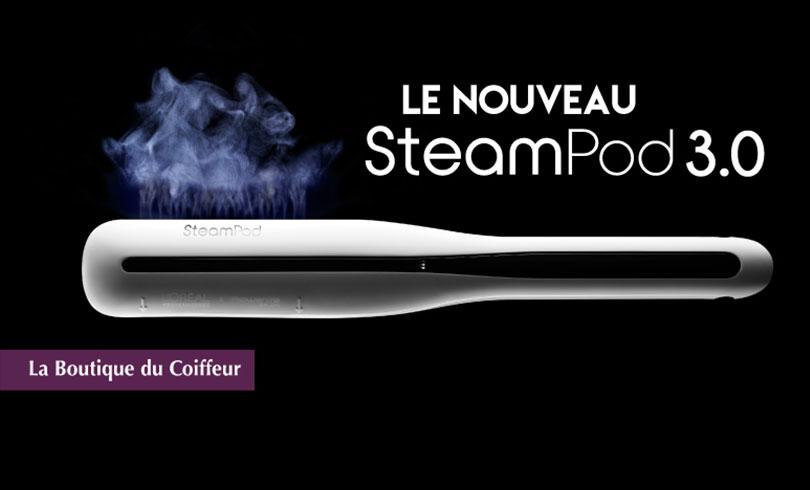 Le steampod v3 est arrivé !