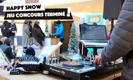 Happy Snow : jeu concours terminé ! - Saint-Sebastien Nancy