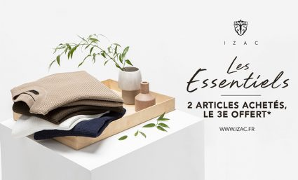 Les essentiels by Izac - Saint-Sebastien Nancy