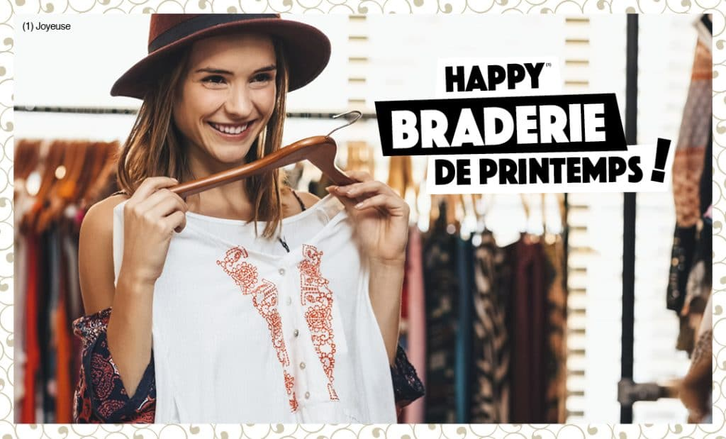 Happy Braderie !