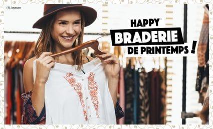 Happy Braderie ! - Saint-Sebastien Nancy