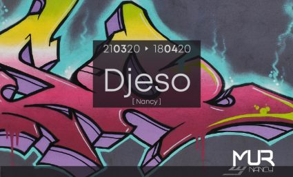 NOUVEAU LE MUR NANCY – [DJESO] - Saint-Sebastien Nancy