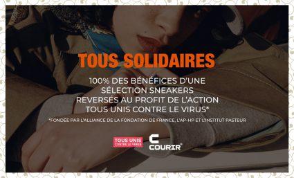 Tous Solidaires avec Courir - Saint-Sebastien Nancy