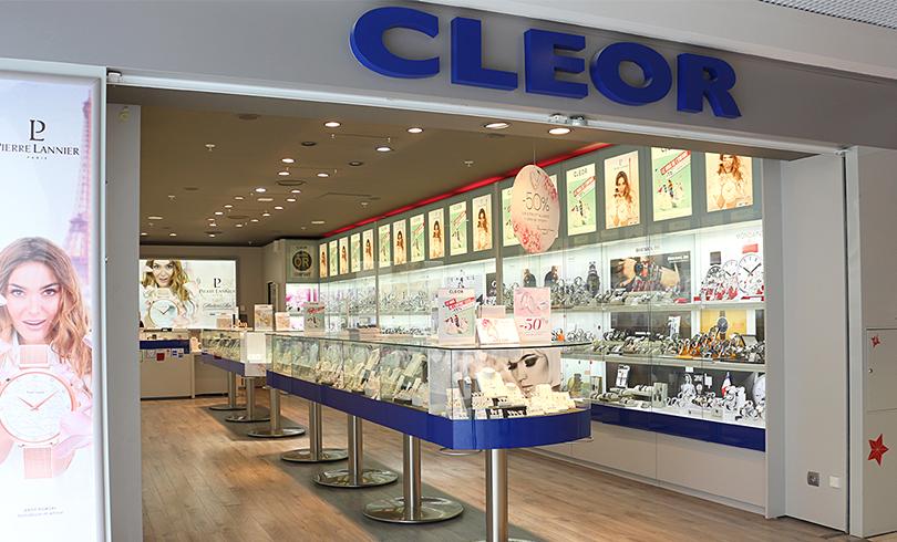 Ventes privées chez Cleor