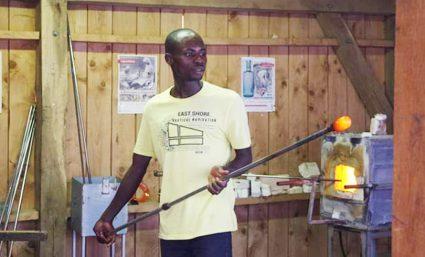 Partenariat des métiers d'art  à la Maison des Créateurs - Saint-Sebastien Nancy