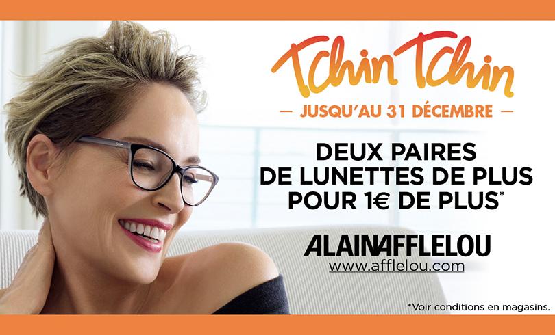 Changez vos lunettes chez Alain Afflelou