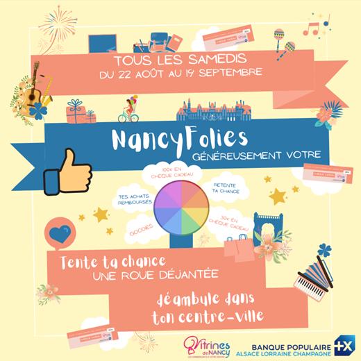 nancyfolies - 2ème édition - Nancy