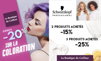La Boutique du Coiffeur vous propose des offres exceptionnelles de rentrée - Saint-Sebastien Nancy