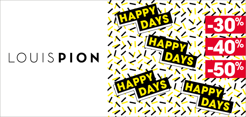 Les Happy Day's chez Louis Pion
