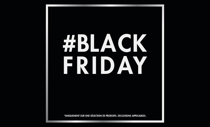 Profitez des Black Friday chez Swarovski
