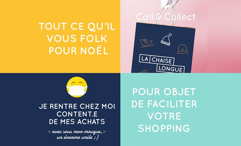 Offre Call & Collect chez La Chaise Longue