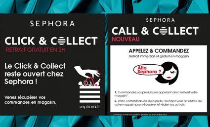 Réouverture de Sephora - Saint-Sebastien Nancy