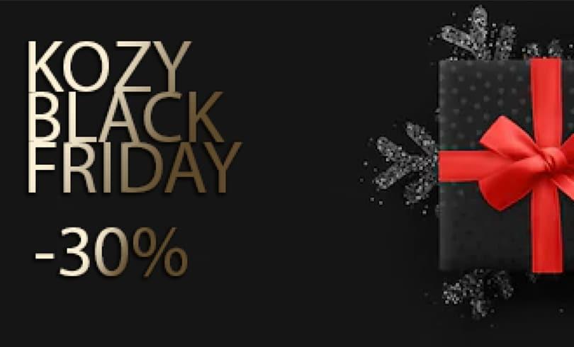 C'est le Black Friday chez MY Kozy Shop