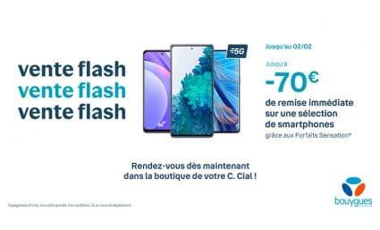 Offre du moment chez Bouygues Telecom - Saint-Sebastien Nancy
