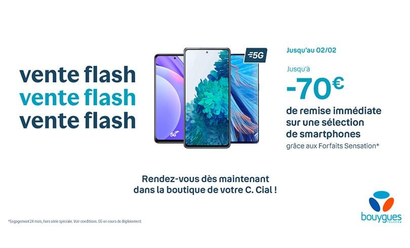 Offre du moment chez Bouygues Telecom