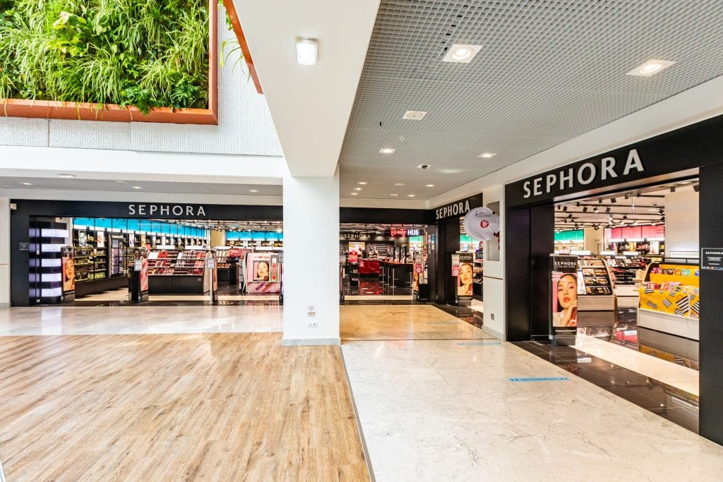 boutique sephora premier etage st seb nancy