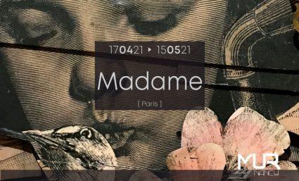 Nouveau Le Mur Nancy – Madame - Saint-Sebastien Nancy
