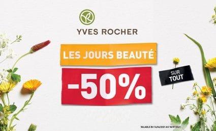 Les jours beauté chez Yves Rocher - Saint-Sebastien Nancy