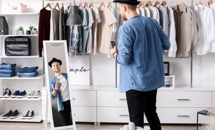 Inspiration Looks pour hommes - Saint-Sebastien Nancy