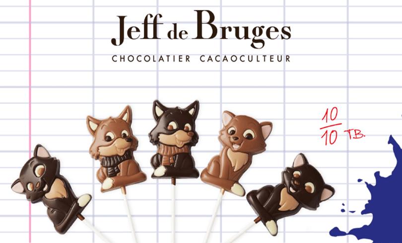 Collection rentrée Jeff de Bruges