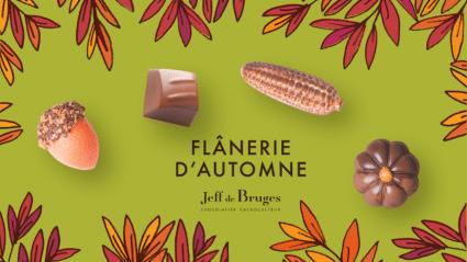 Flânerie  d'automne chez Jeff de Bruges ! - Saint-Sebastien Nancy