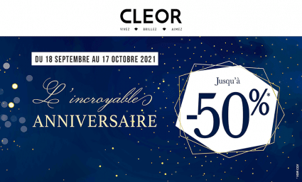 L'incroyable anniversaire CLEOR - Saint-Sebastien Nancy