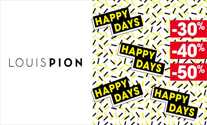 Happy Days chez Louis Pion !