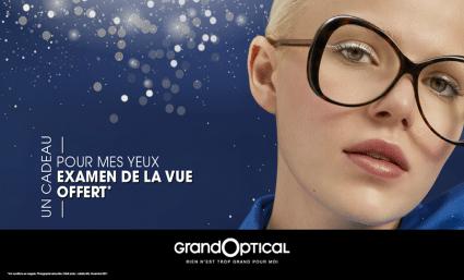 Offre de fin année chez Grand Optical ! - Saint-Sebastien Nancy